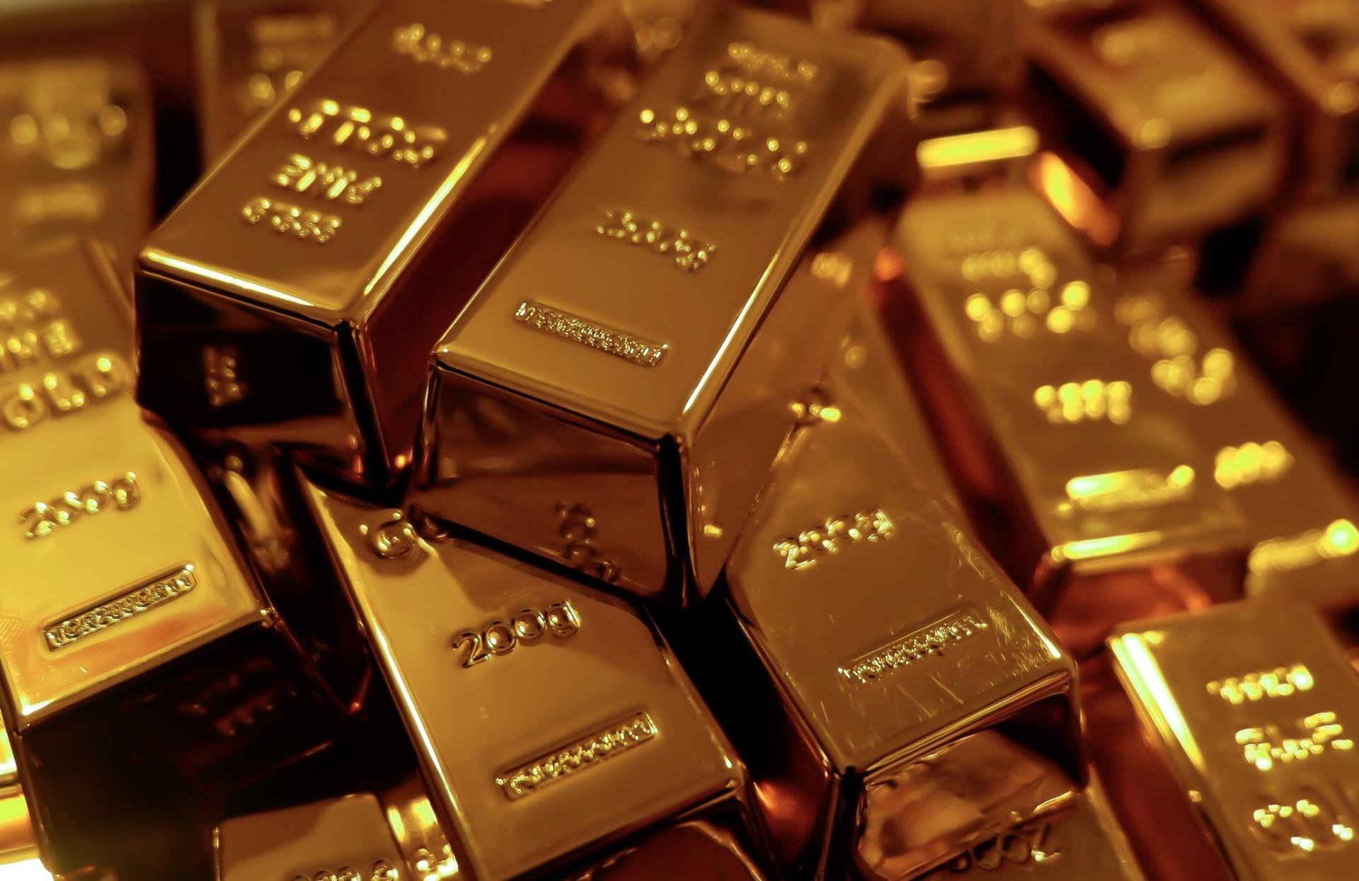 金の延棒イメージ